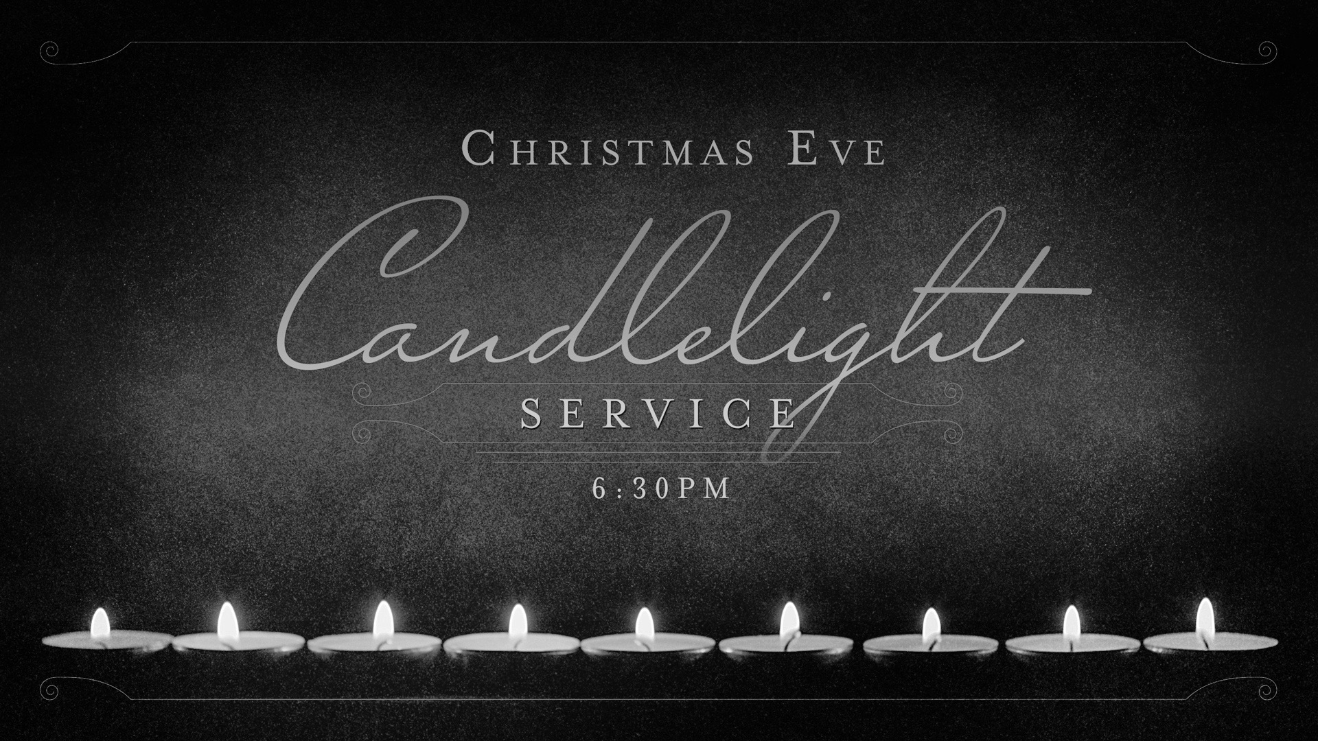 Christmas Eve Candlelight Service 6-30pm.001 image