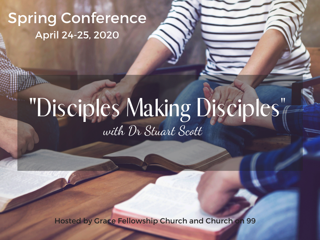 _Disciples making disciples_ Spring conference 2020 (3) image