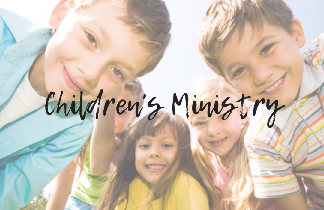 Children's Ministry - Ministries
