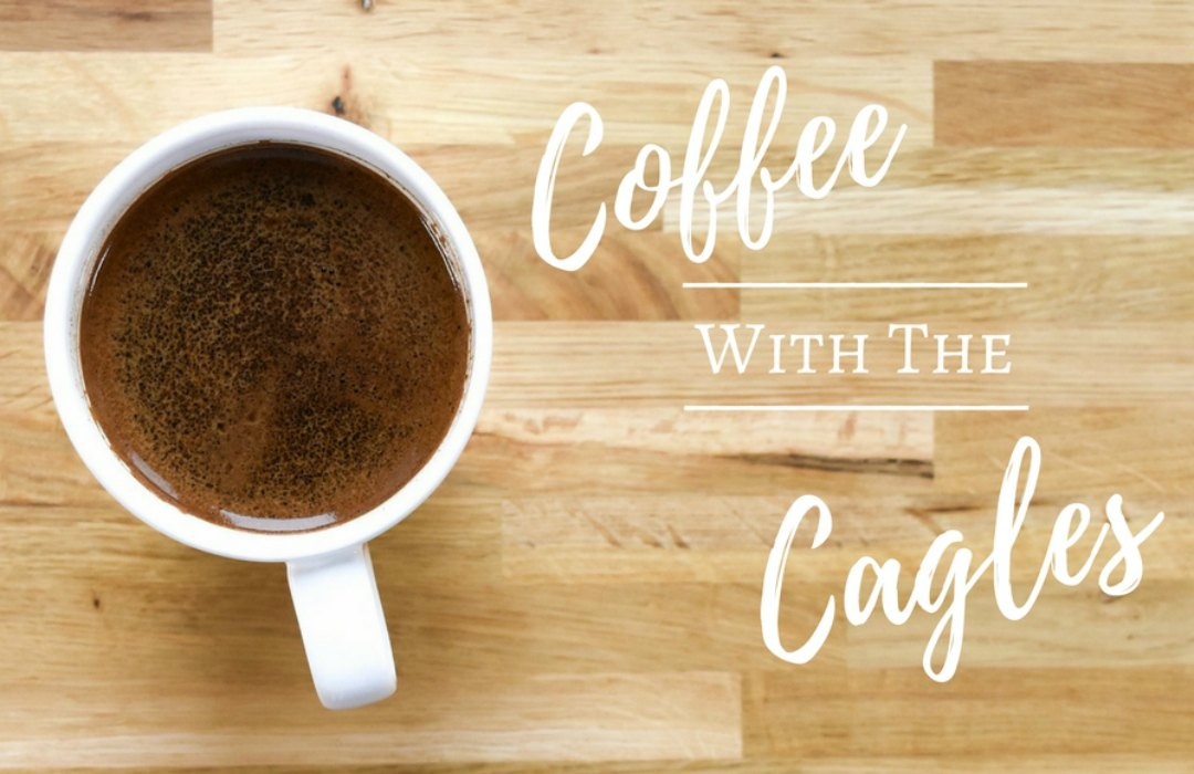 Coffee with Cagles image