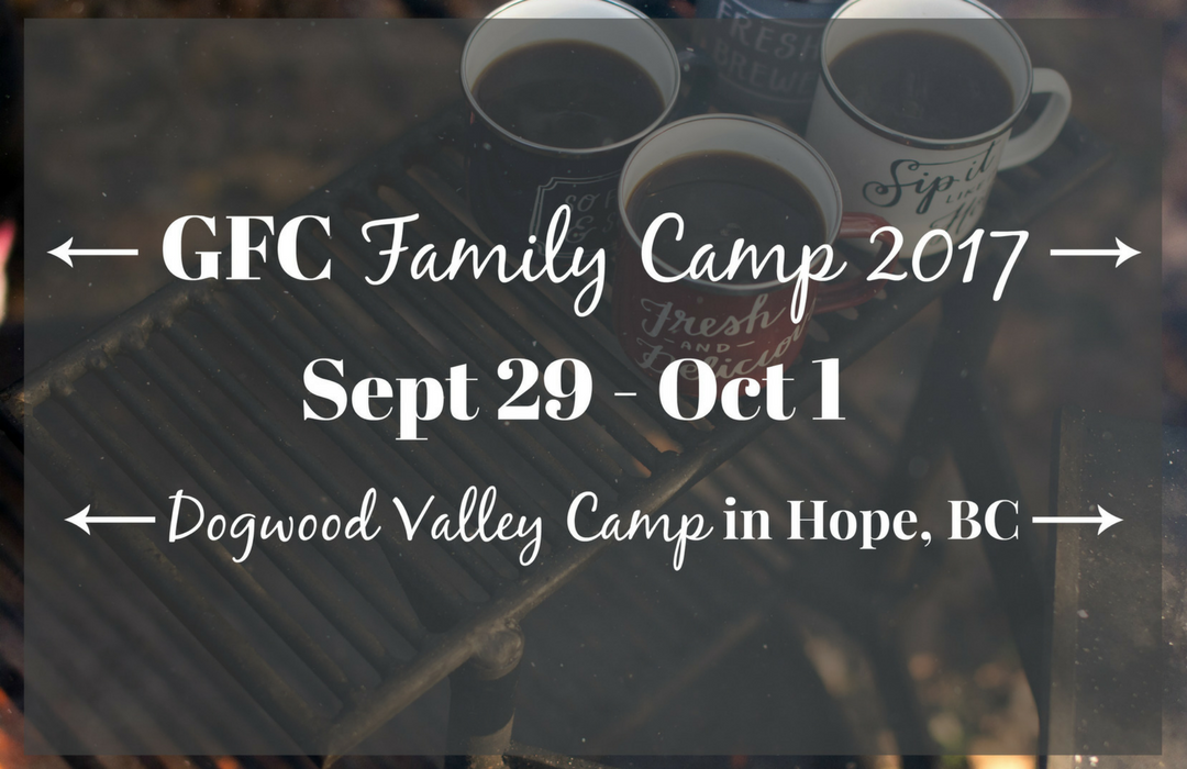 Family Camp Series - 2017