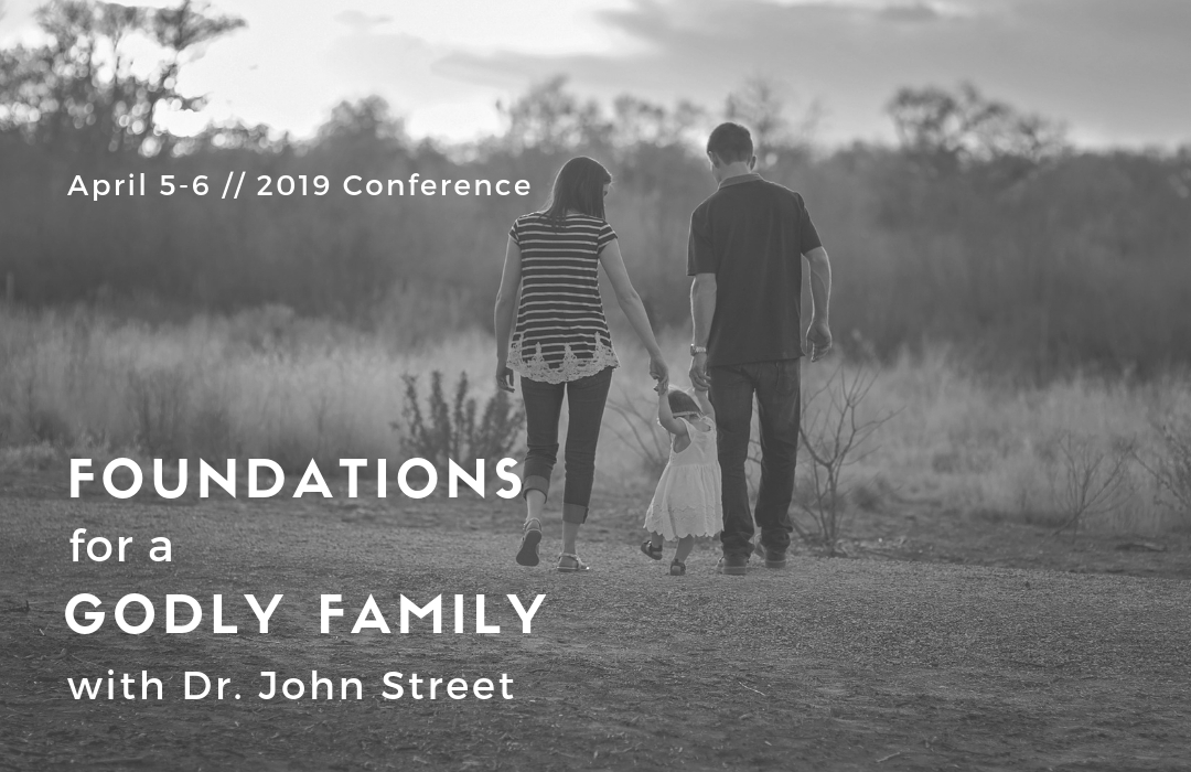 Foundations for a Godly Family - Web