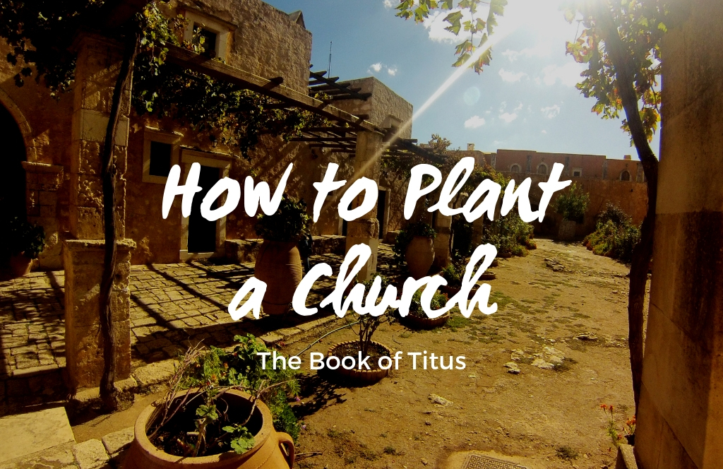 How to Plant a Church Series