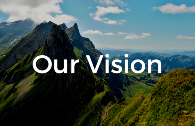 Our Vision - Web