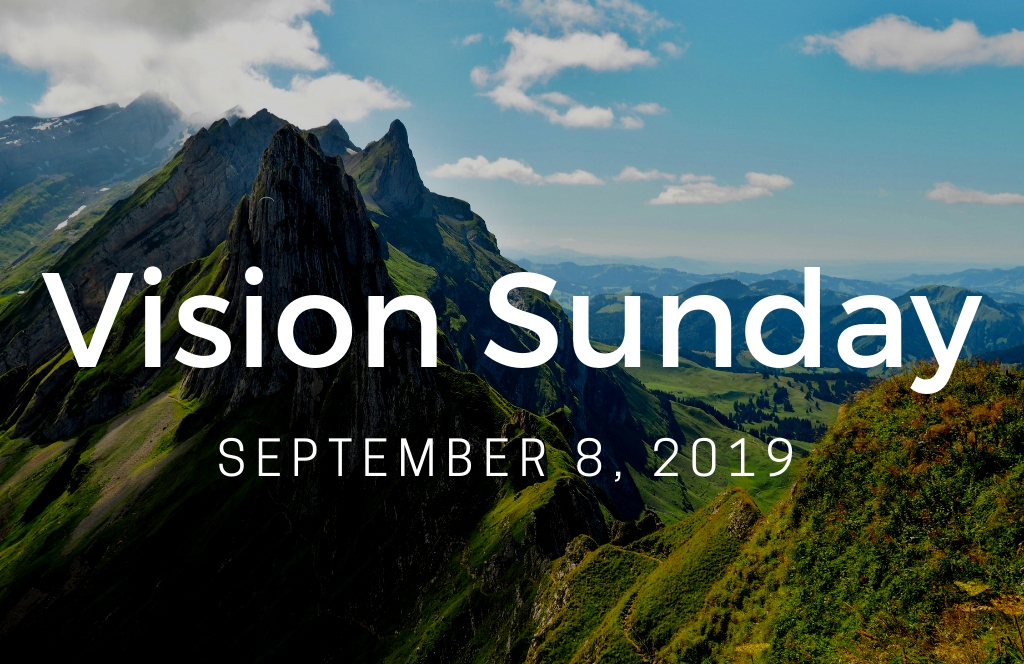 Vision Sunday - Event