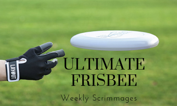 Ultimate Frisbee 586x352 image