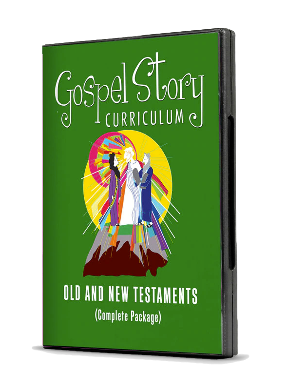 gospel Story - all picture