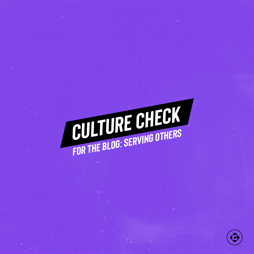CultureCheckfortheBlogServingOthers