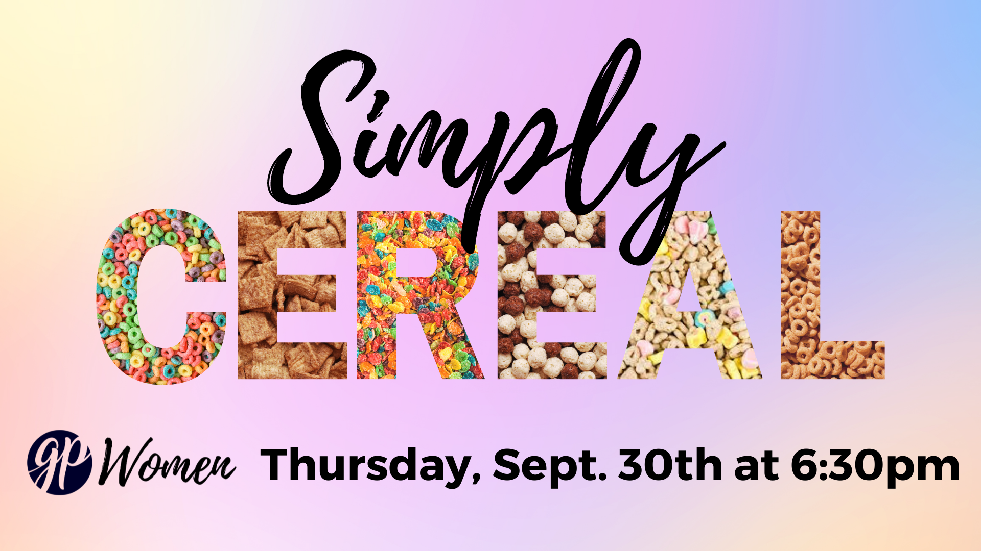 Copy of Simply Cereal image