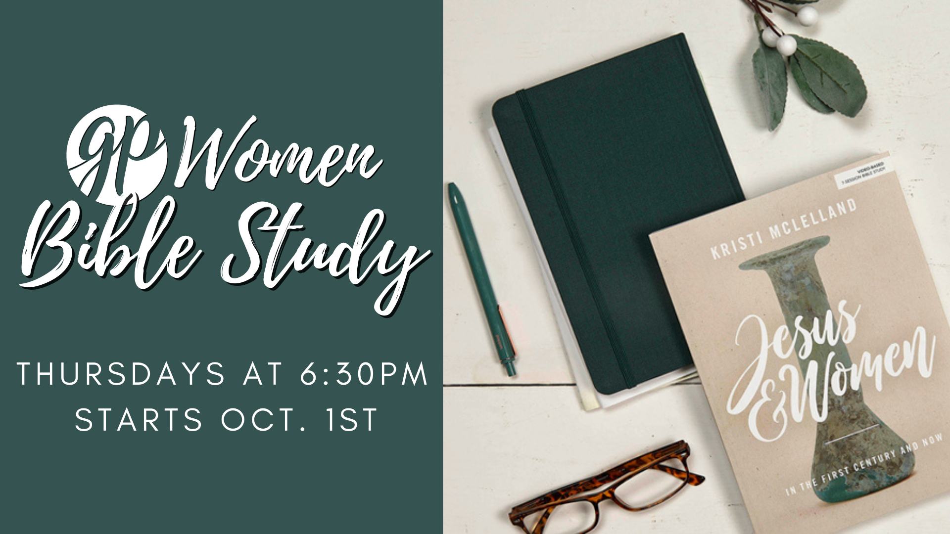 Women Bible Study oct20 for ws