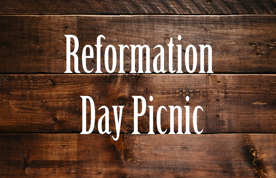 Reformation Day Picnic image