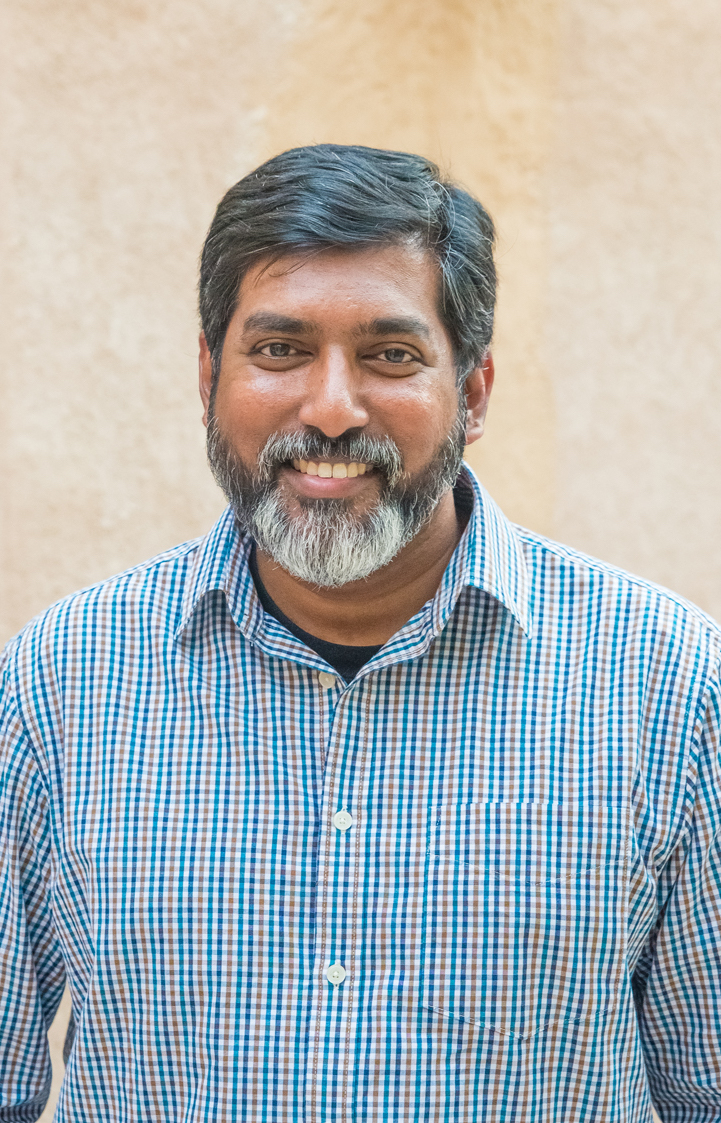 Anand - Staff Page