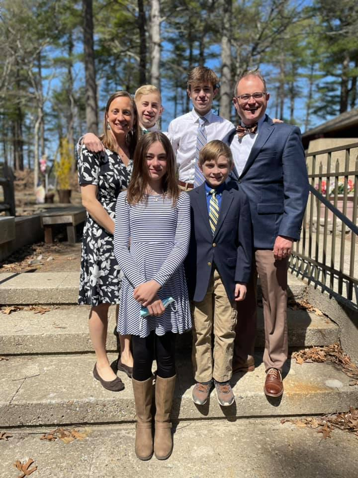 Albees on Easter