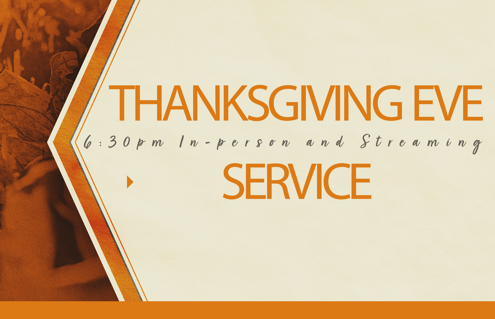 2020 Thanksgiving Service 310x200