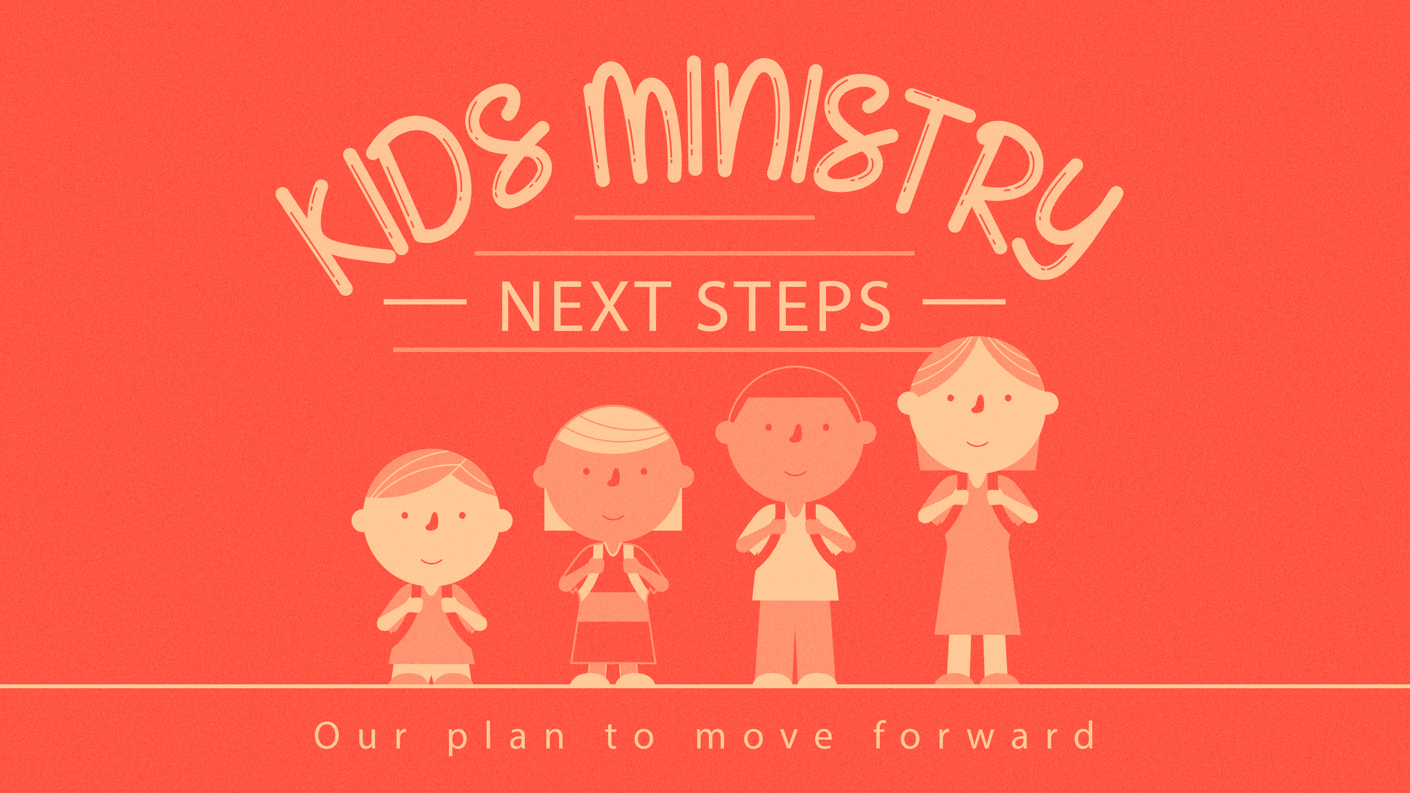 1Kid Ministry Next Steps Title
