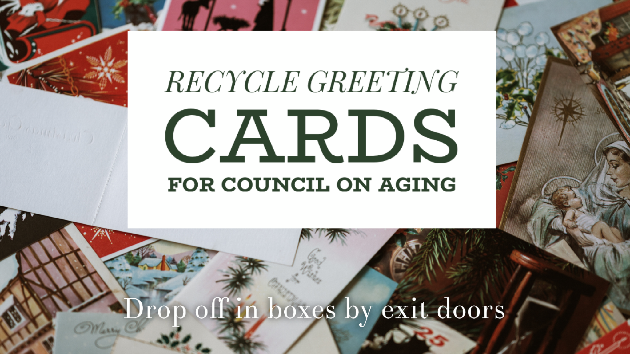Greeting Card Recycle