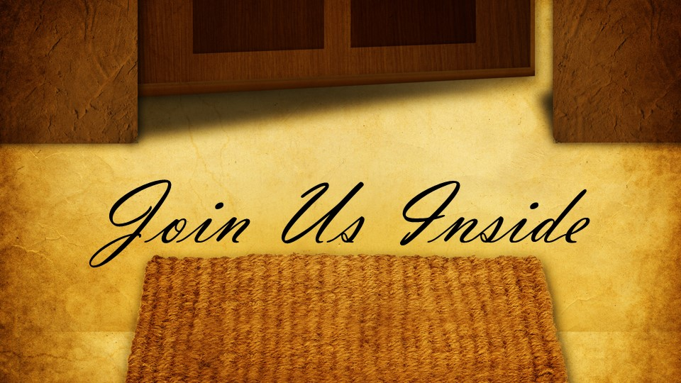 Join Us Inside