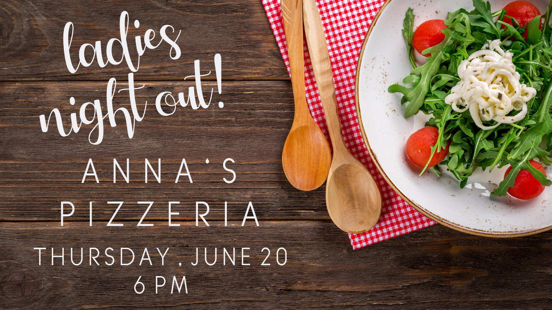Ladies Night Out June 2019