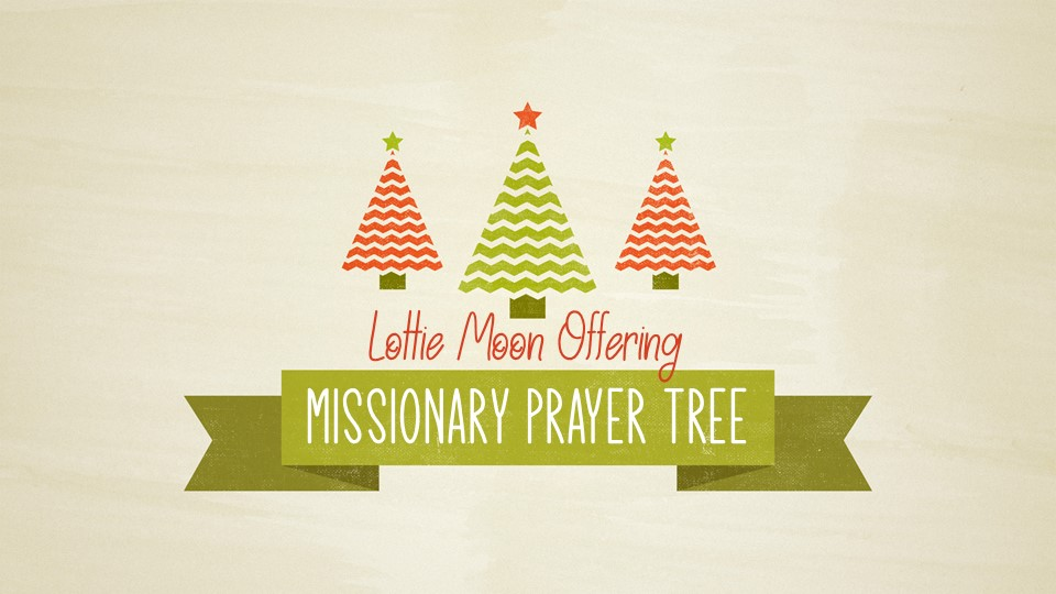 LM Christmas Prayer Tree