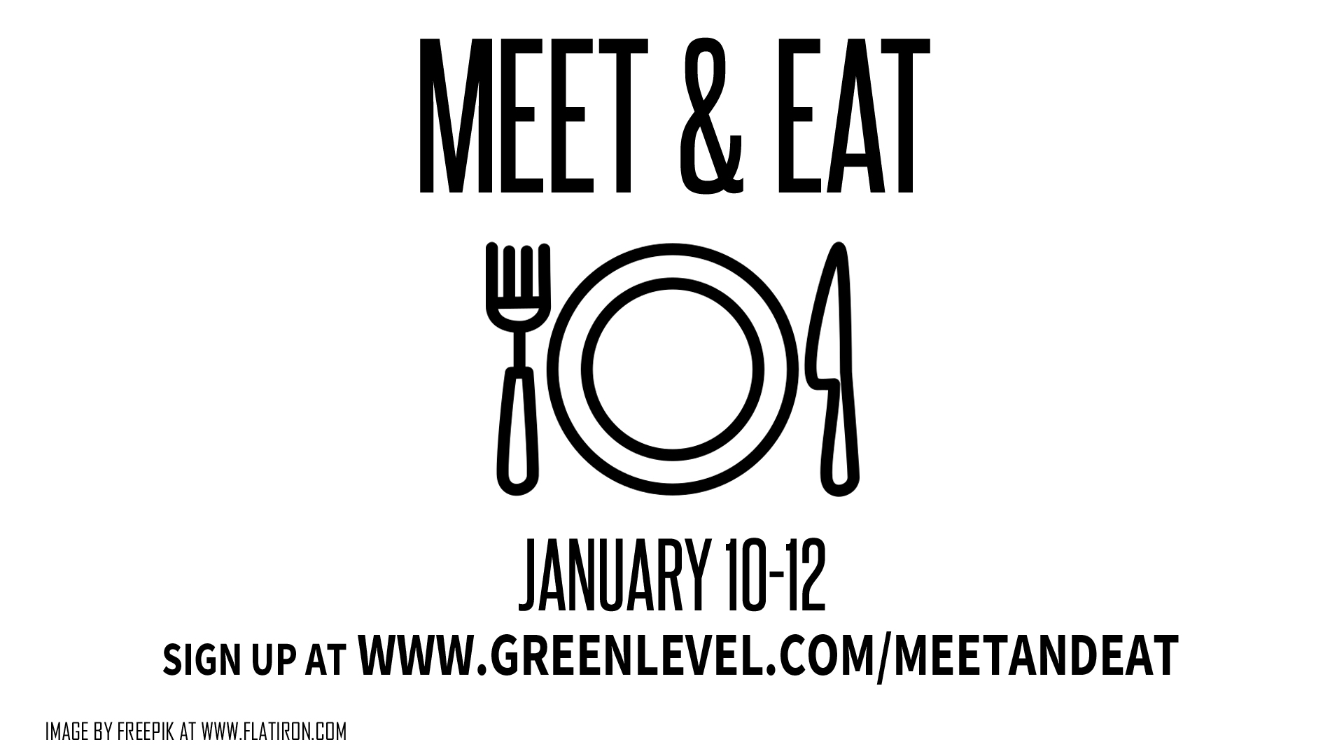 Meet and Eat 2020