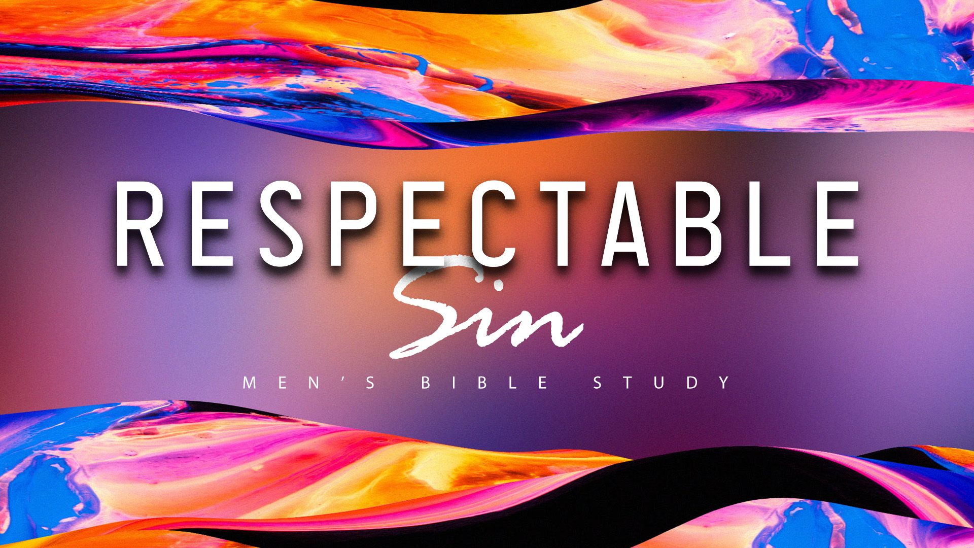 Respectable Sin Study