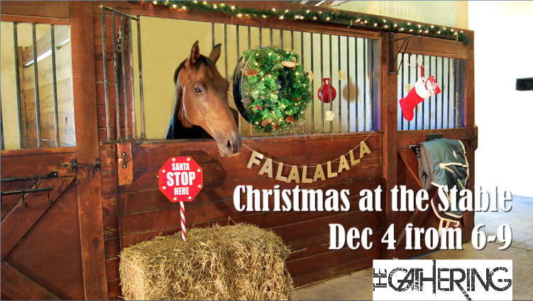 Christmas at the Stable.PNG image