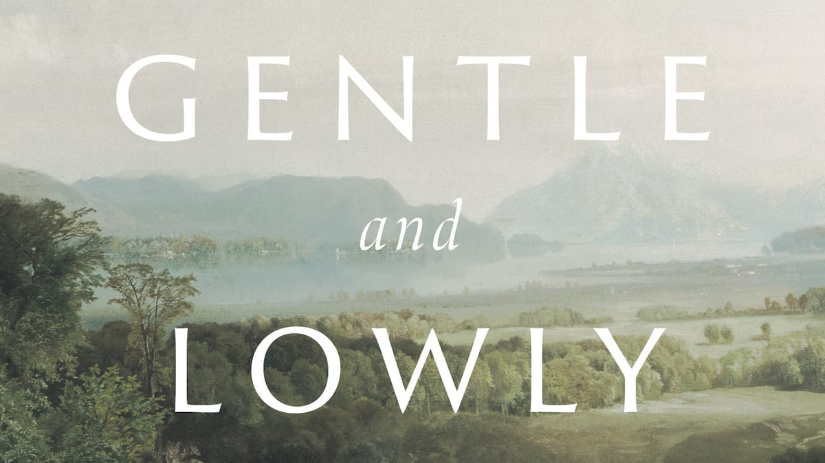 getle and lowly image