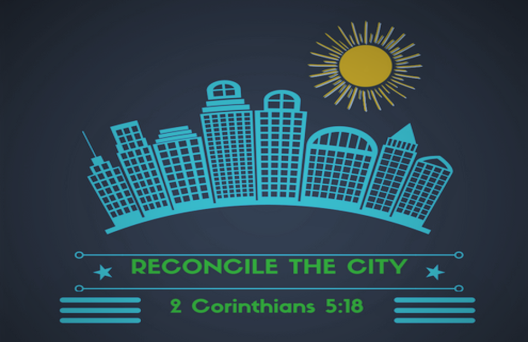 Reconcile the City image