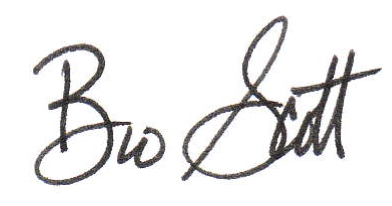 Bro Scott Signature