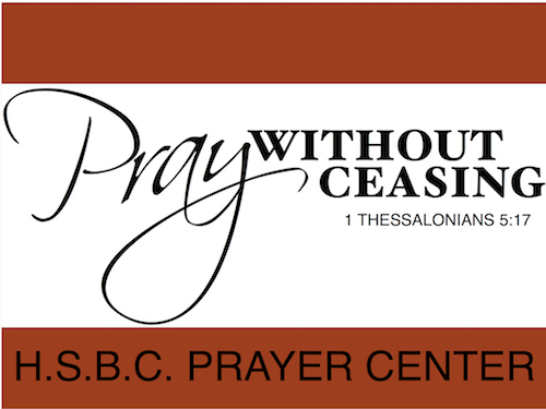 PRAYER CENTER