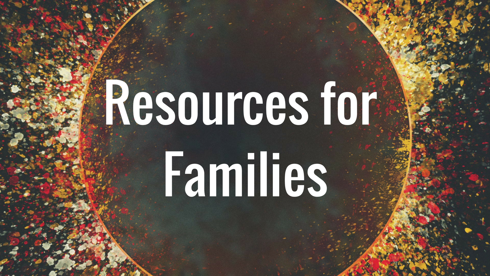 Resources for Parents-2