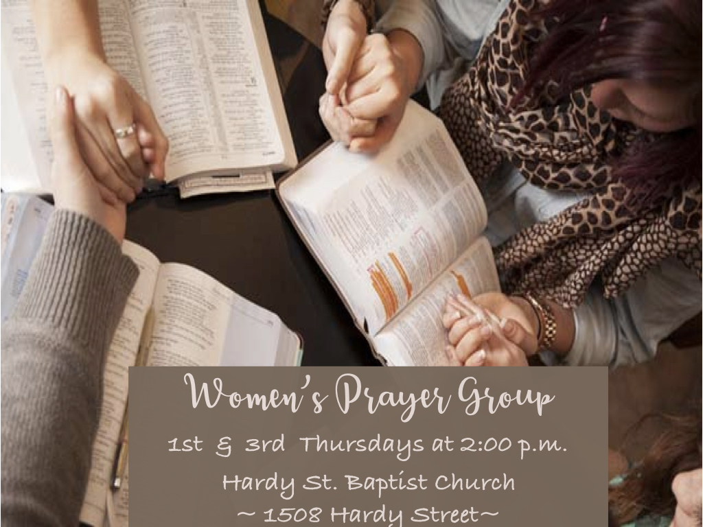 Women's Prayer Group.001 image