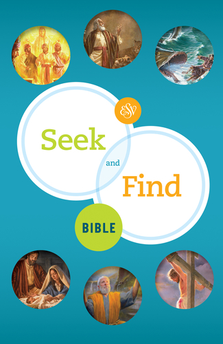 Seek and Find Bible