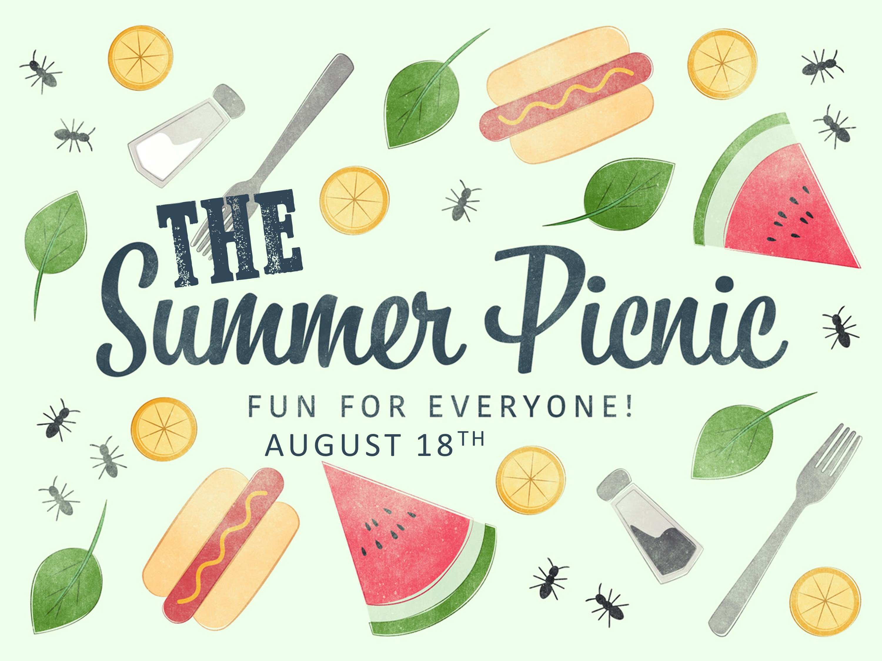 THE Summer Picnic image