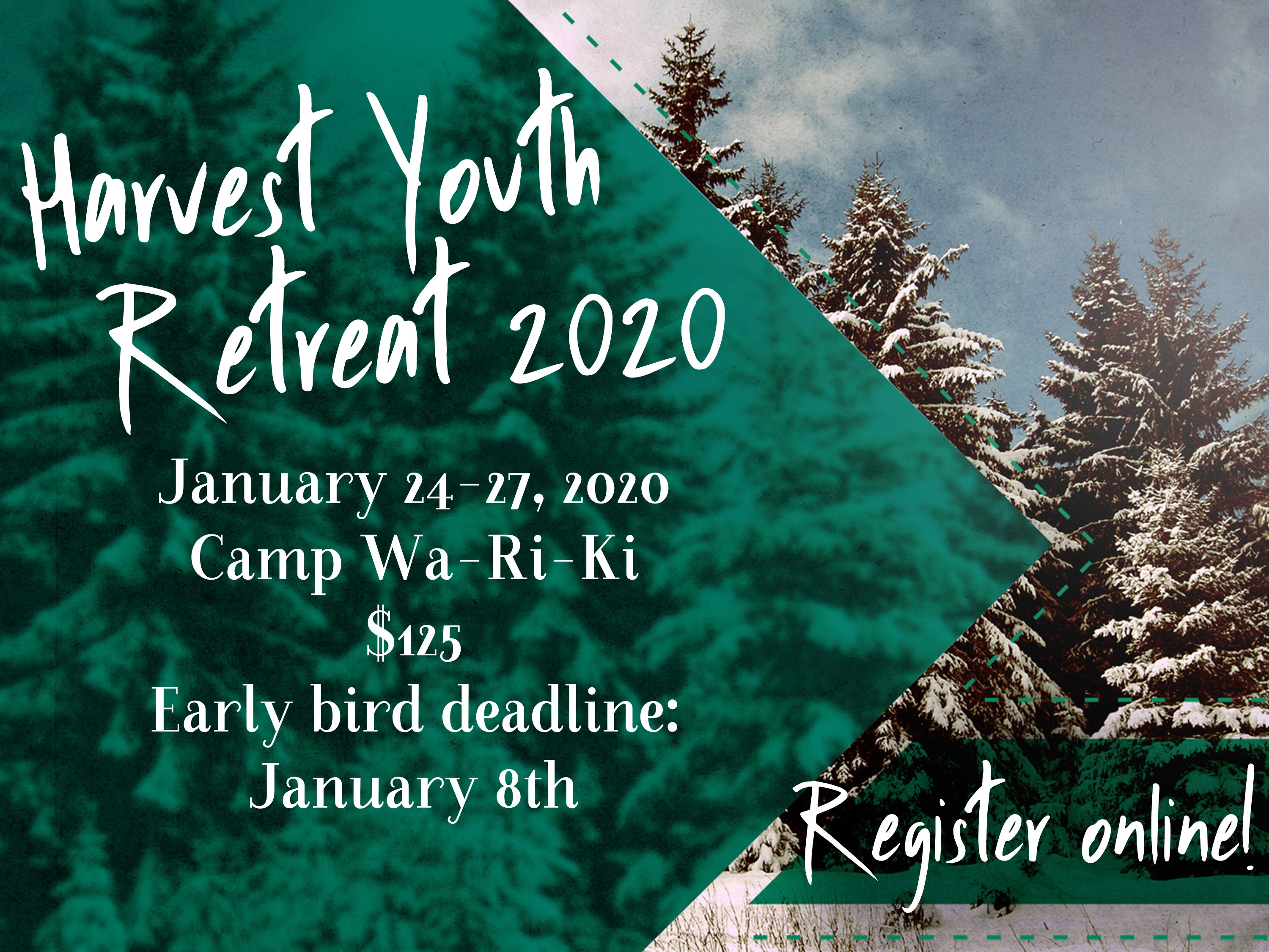 Youth Winter retreat 2020 image