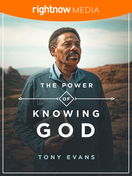 Knowing God graphic