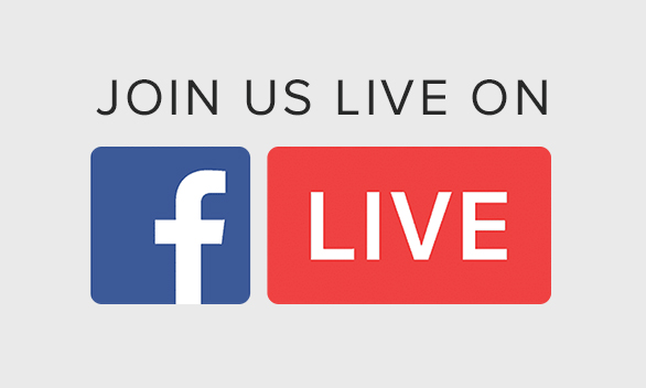 Facebook Live - Watch/Listen