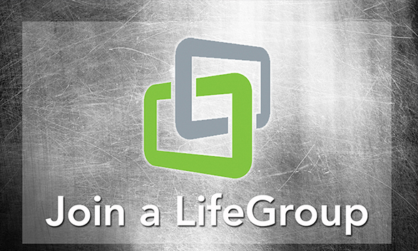 Join a LifeGroup!
