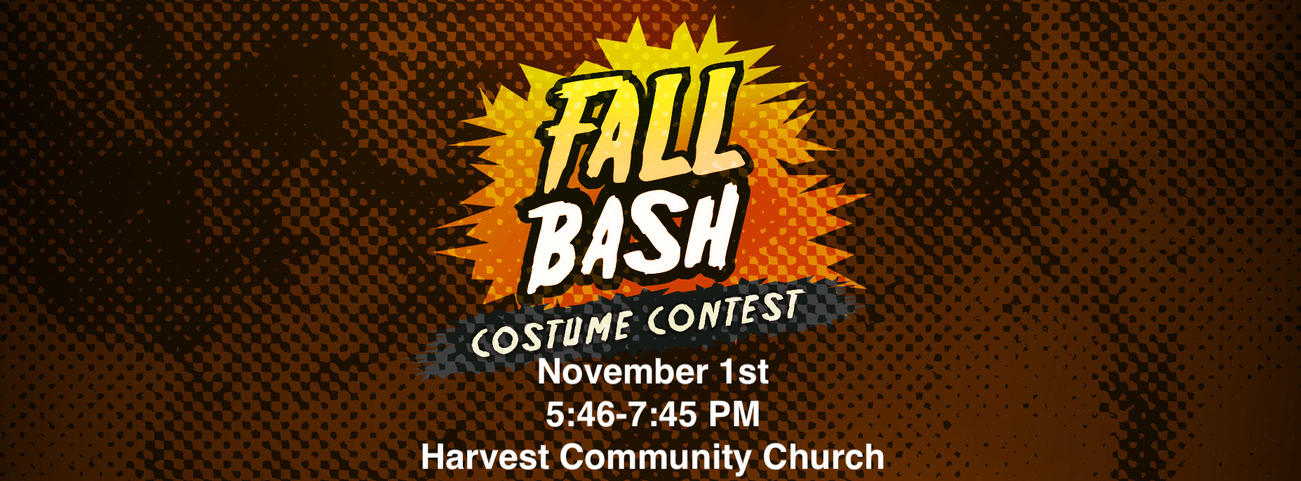 Harvest Students Fall Bash
