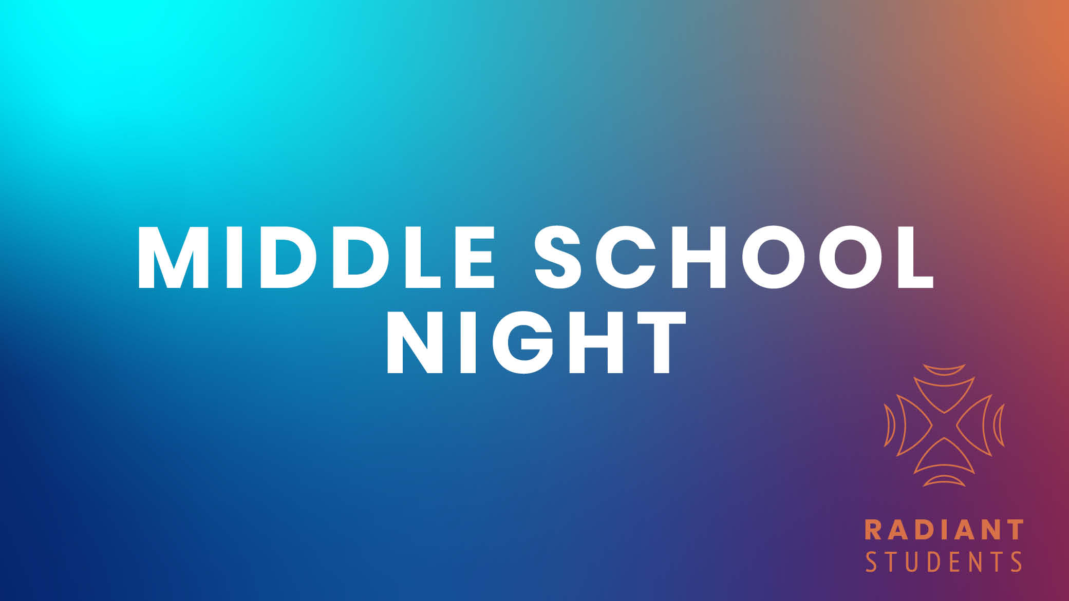 Middle School Night Thumbnail no date image
