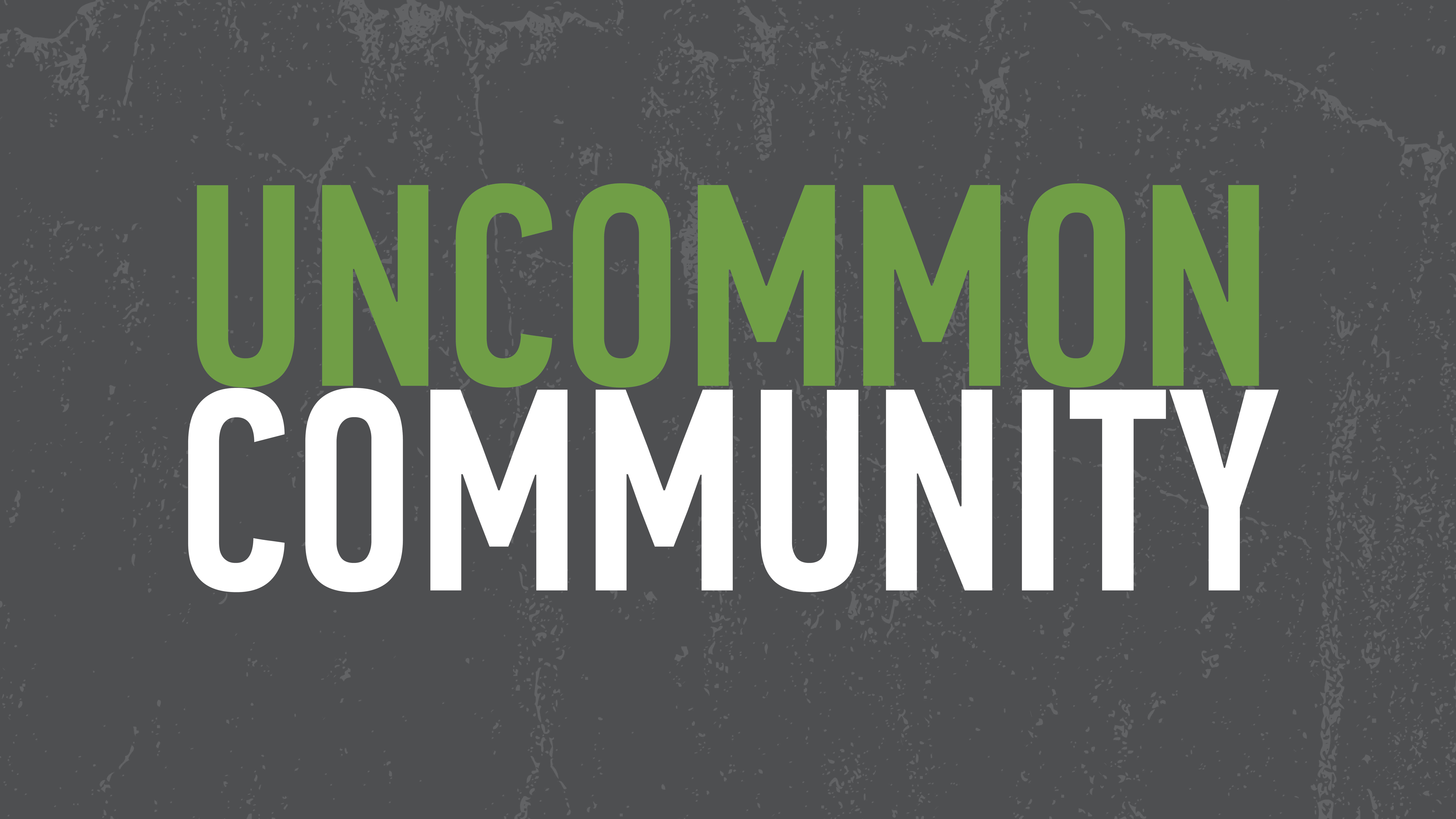 uncommon community thumbnail