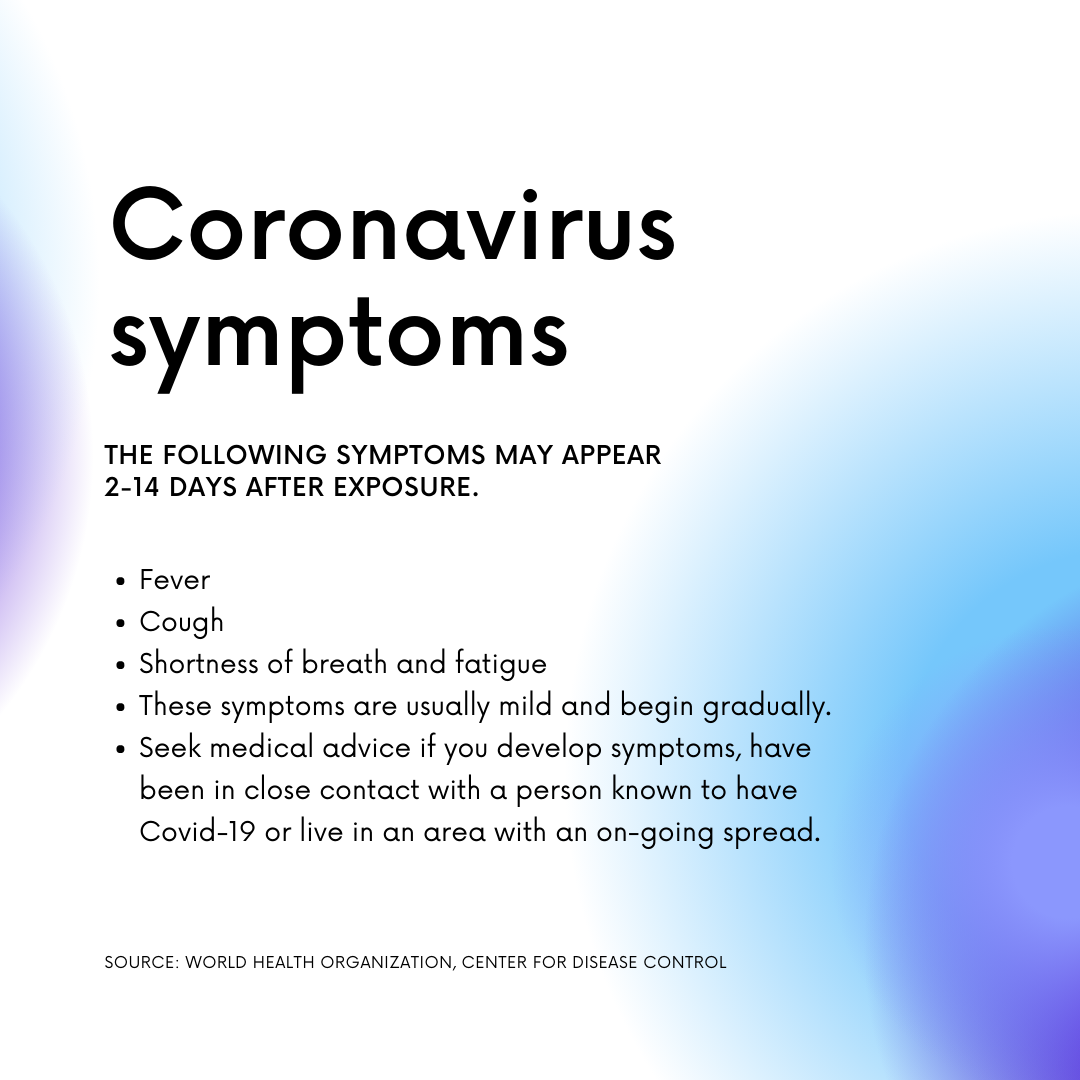 During a crisis talk to people you trust Coronavirus Instagram Post (3)