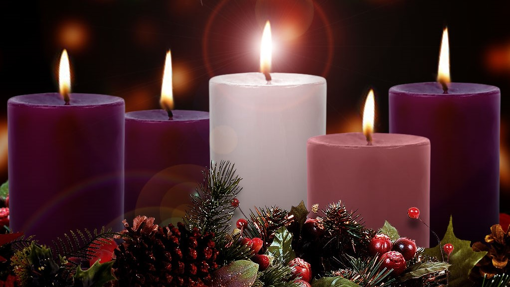 Advent wide image