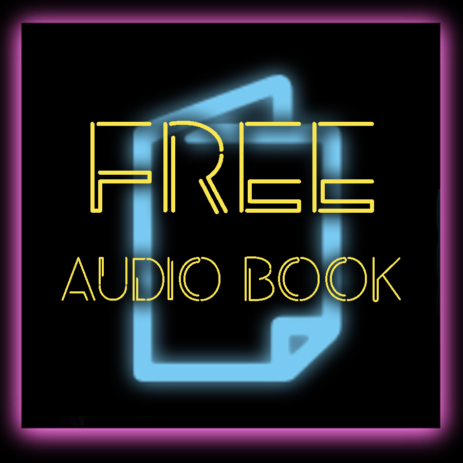 Free audio book Button for web