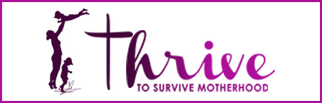 Thrive 2016 banner in webpage