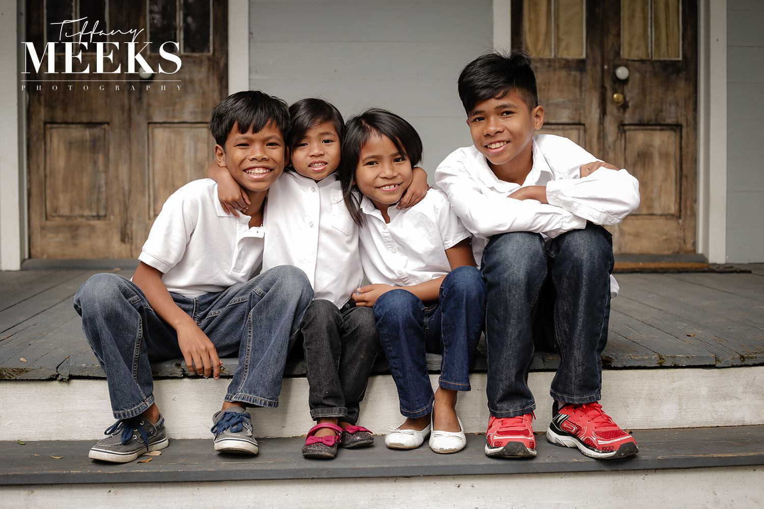 photo of kids
