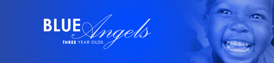 Blue Angels (3 Year Olds) banner