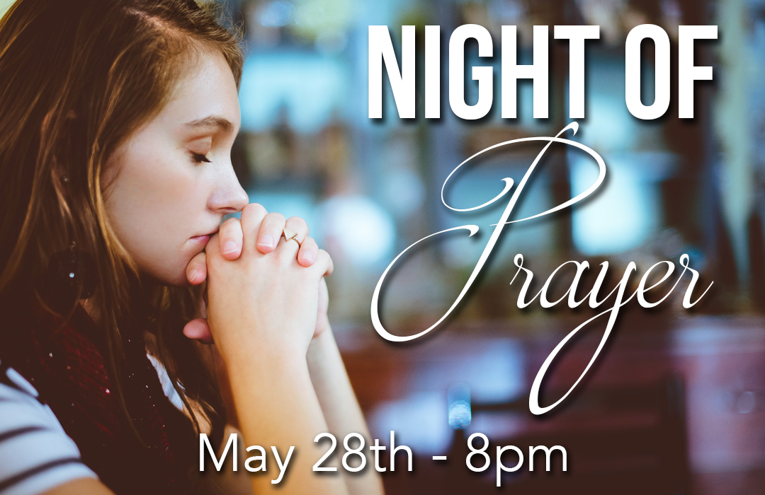 night of prayer may 28 featured event image