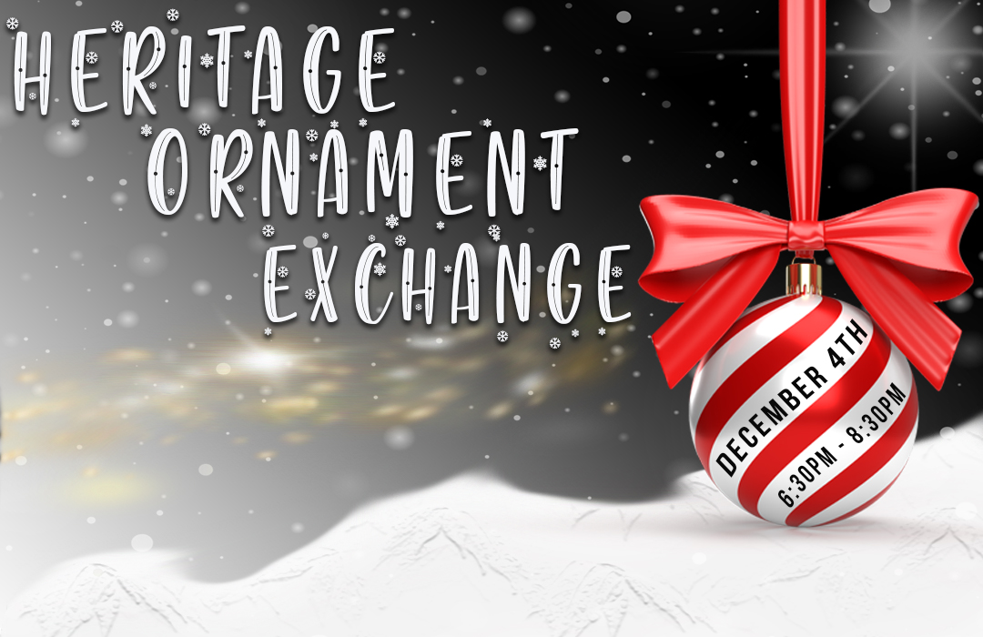 Ornament Exchange Website
