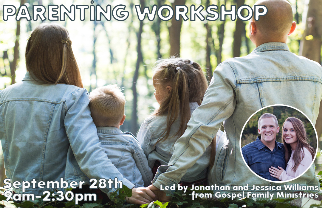 parenting workshop facebook post image